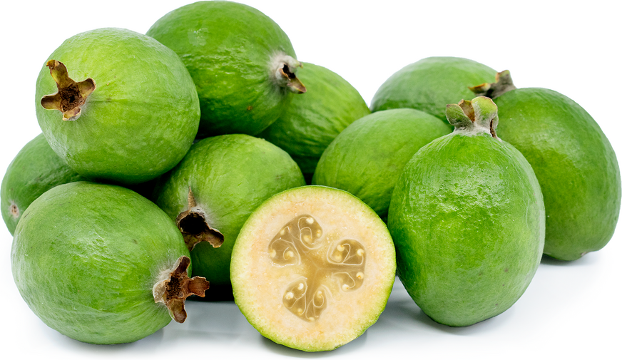 Feijoa Health Benefits, Nutritional Value and Uses