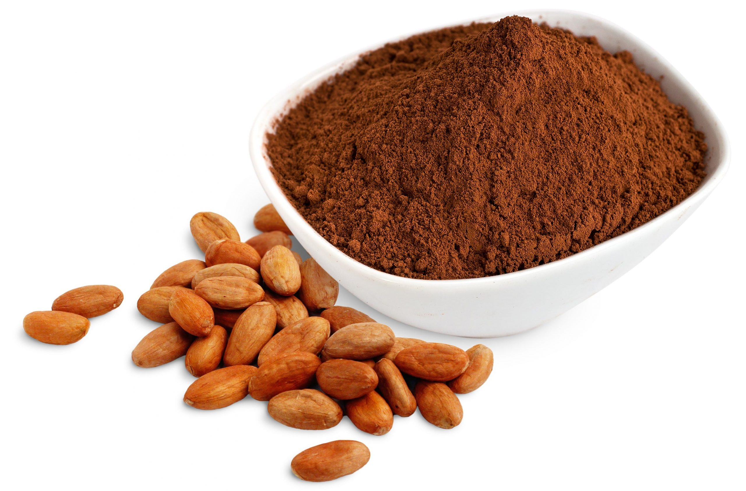 Cocoa for making beverages-powder and Chocolate