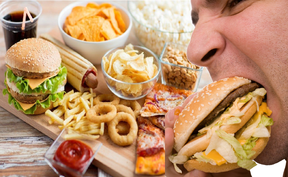 10 Reasons Why Eating Junk Food Is Suicide