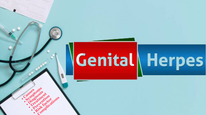 Genital Herpes: The Causes, Symptoms, Treatment and Prevention